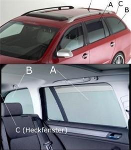 Reservdel:Audi Tt Solskydd, Fram och bak