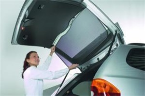 Reservdel:Mercedes S 300 Solskydd