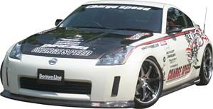 Varaosat: Nissan Etuspoileri, Edessä