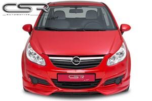 Reservdel:Opel Corsa Frontspoiler, Fram