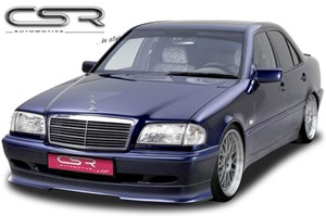 Reservdel:Mercedes 220 Frontspoiler, Fram
