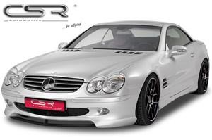 Reservdel:Mercedes Sl 600 Frontspoiler, Fram