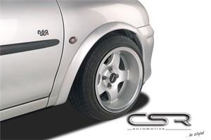 Reservdel:Opel Corsa Skärmbreddare, Fram