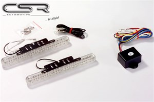 DRL - LED stripe, Universal
