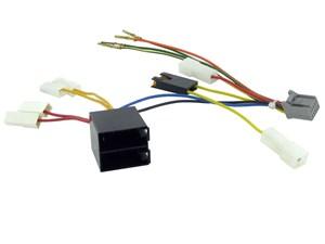 Alpine ISO-kabel, Universal