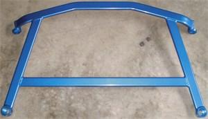 Crossbar, Övre framaxel
