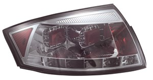Baklykter, LED, Bak