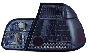 Reservdel:Bmw 316 Baklykter, LED, Bak