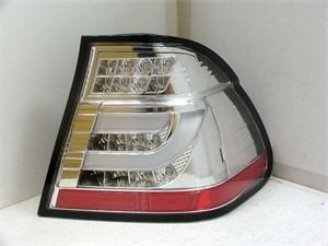 Baklykter, LED, Takana