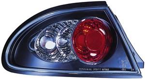 Reservdel:Mazda 2 Baklykta, Bak