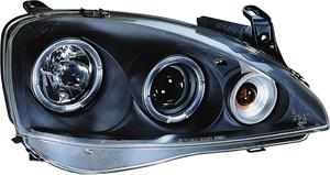 Reservdel:Opel Corsa Strålkastare