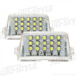 Skiltlys, LED
