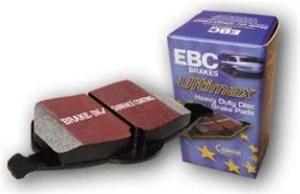 varaosat:Bmw 120 Bromsbeläggsats Ultimax, Edessä