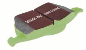 varaosat:Bmw X3 Greenstuff 4x4 Bromsklossar, Edessä