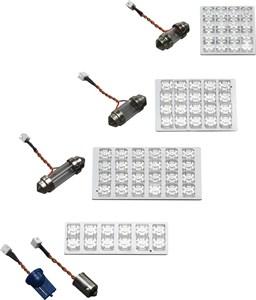 LED Takbelysning, Universal