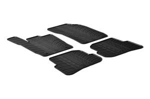 Reservdel:Audi Tt Gummimatta, kupé, Fram och bak