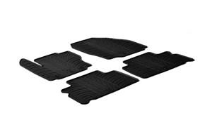 Reservdel:Ford S-max Gummimatta, kupé, Fram och bak