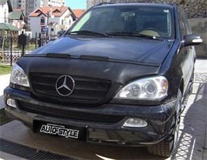 Reservdel:Mercedes Ml 270 Huv-BH