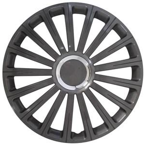Hjulsidor/ Navkapslar, Radical - Gunmetal   Kromring