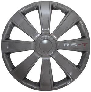 Hjulsidor/ Navkapslar, RS-T - Gunmetal