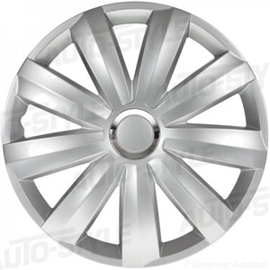 Hjulsidor/ Navkapslar, Venture Pro Nylon, Wheel cover set 13-tommer