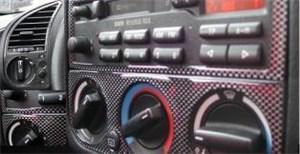 Reservdel:Audi Tt Interiörfolie