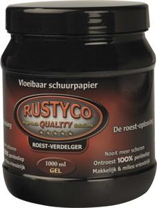 Rustyco Rostlösare, Universal