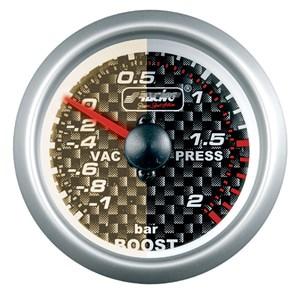 Laddtryck/Vacuum-mätare, Universal