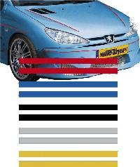 Pin-stripe / Dekorstripe, Universal