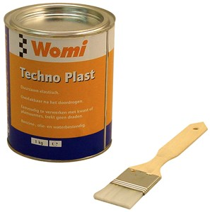 Technoplast Ironing, Universal