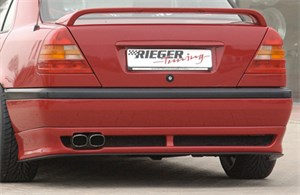 Reservdel:Mercedes 280 Bakdel, Bak