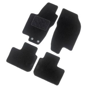 Reservdel:Citroen C4 Textilmatta, kupé, Fram och bak