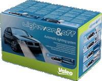 Sensor för automatiskt ljus, Universal