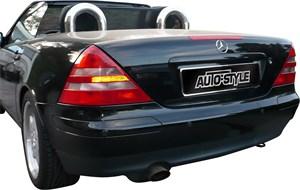varaosat:Mercedes Slk 230 Vindavvisare