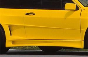 Reservdel:Volkswagen Scirocco Sidokjolar, Höger