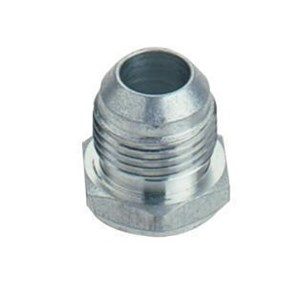 AN8 Male Weld Bung, Universal