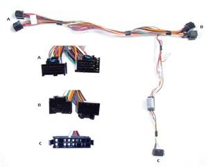 VDA-adapter kabel