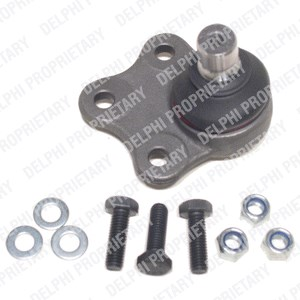 Repair Kit, support-/steering link, Front axle, Left, Lower, Right