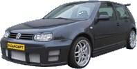 Reservdel:Volkswagen Bora Sidokjolar, Höger och vänster
