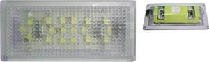 Reservdel:Bmw 316 Skyltbelysning, LED