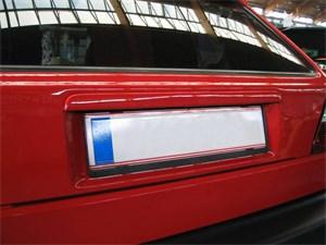 Reservdel:Volkswagen Polo Bakluckeskåpa