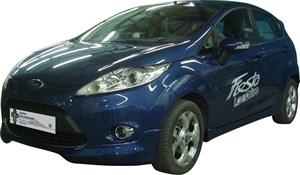 Reservdel:Ford Fiesta Sidokjolar, Höger och vänster