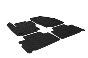 Reservdel:Ford Galaxy Gummimatta, kupé, Fram och bak