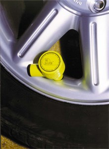 Tire-Deflator Stöldskydd, Universal