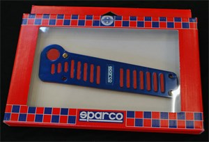 Sparco Gas Pedal Strip, Universal