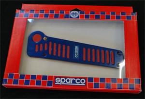 Sparco Gas Pedal Strip, Universal
