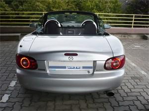 Reservdel:Mazda 2 Vindavvisare