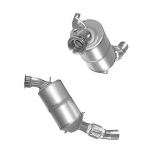 Reservdel:Bmw 120 Dieselpartikelfilter