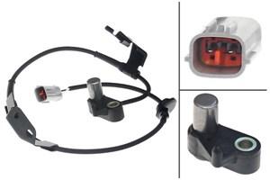 Reservdel:Mazda 626 ABS-givare, Sensor, hjulvarvtal, Vänster fram