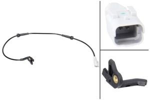 Sensor, hjulturtall, Foran, høyre eller venstre
